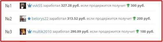 примеры наград за победу в конкурсе исполнителей на socpublik.com